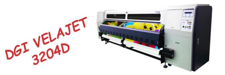 Широкоформатен принтер DGI Velajet 3204D