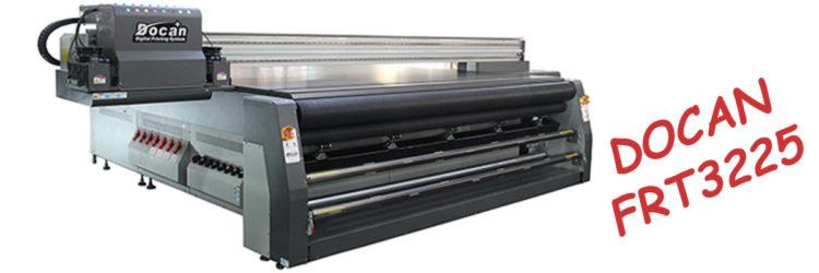 UV Hybrid Printer DOCAN FRT3225