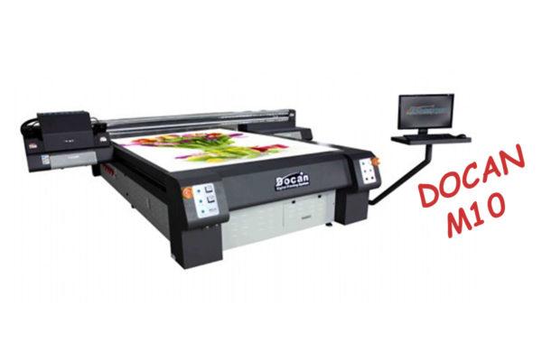 UV Flatbed Printer DOCAN M10