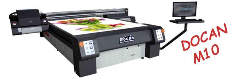 Плоскопечатни и ролни UV принтери