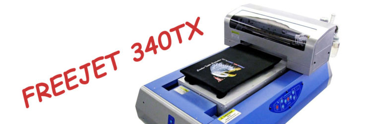 Текстилен принтер FreeJet 340TX