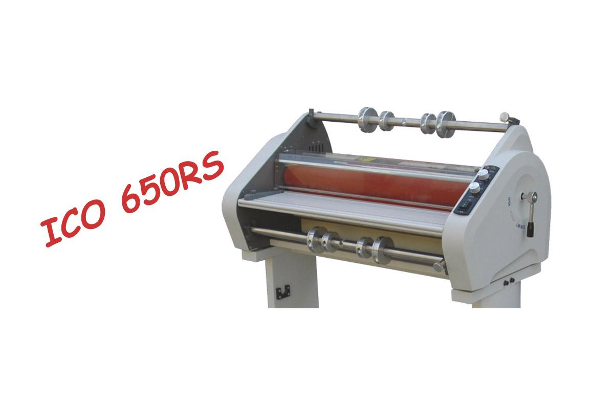 Топъл ламинатор ICO 650RS