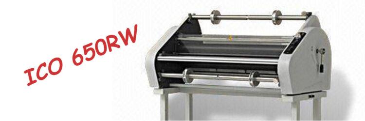 Топъл ламинатор ICO 650RW