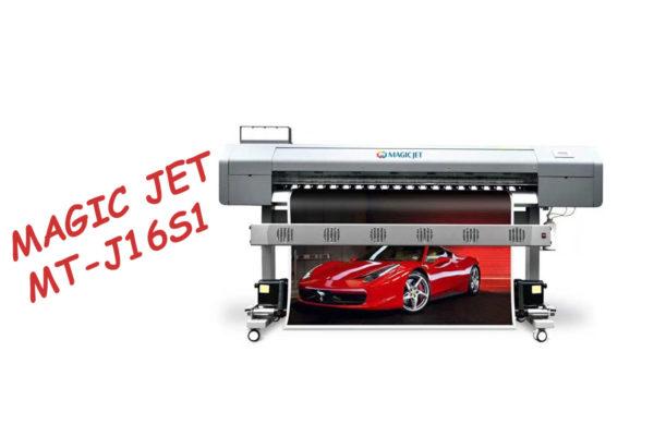 Еко солвентен принтер MagicJet MT-J16S1