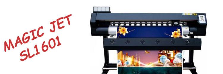 Еко солвентен принтер MagicJet SI-1601
