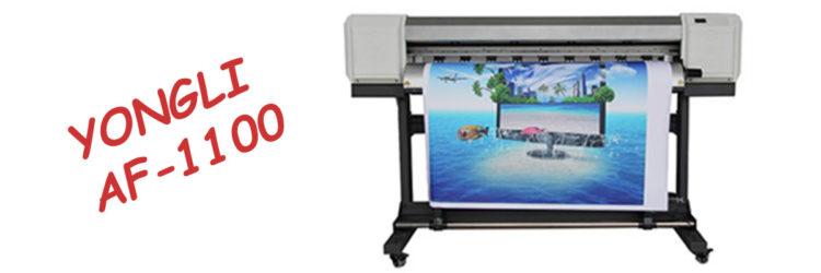 Сублимационен принтер YongLi AF-1100